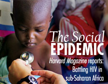 The Social Epidemic: More stories from Africa