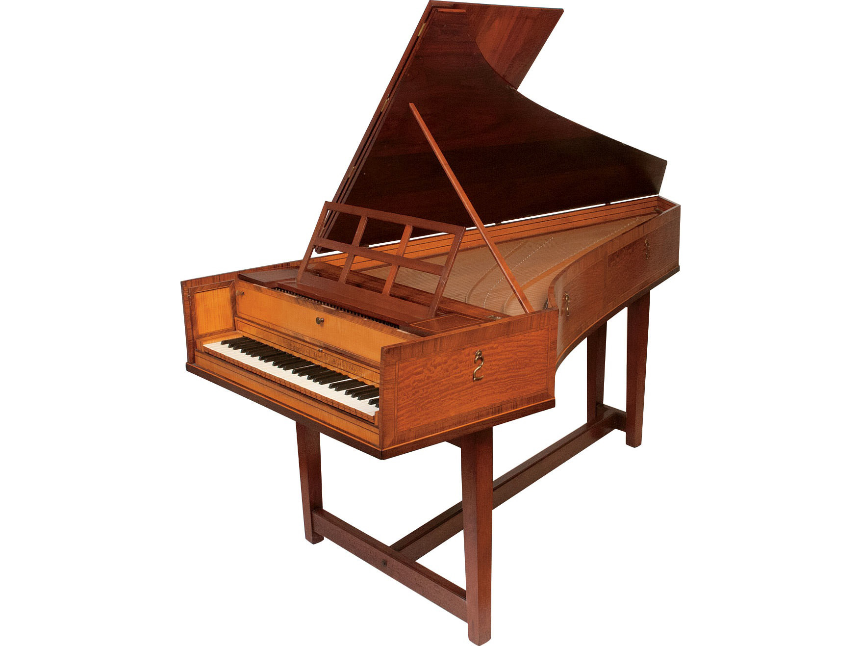 Two classic harpsichords that Harvard owns | Harvard Magazine