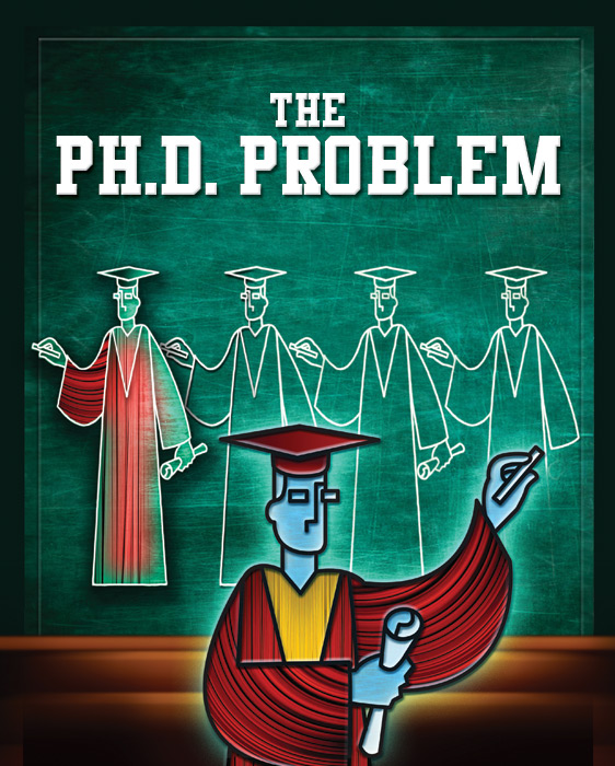 Problems with PhD program?