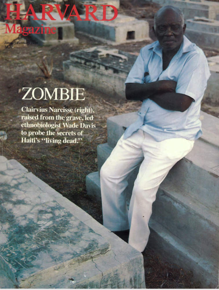 the secrets of haiti's living dead Article 28 the secrets of haiti's living dead a harvard botanist investigates mystic potions, voodoo rites, and the making of zombies gino del guercio.