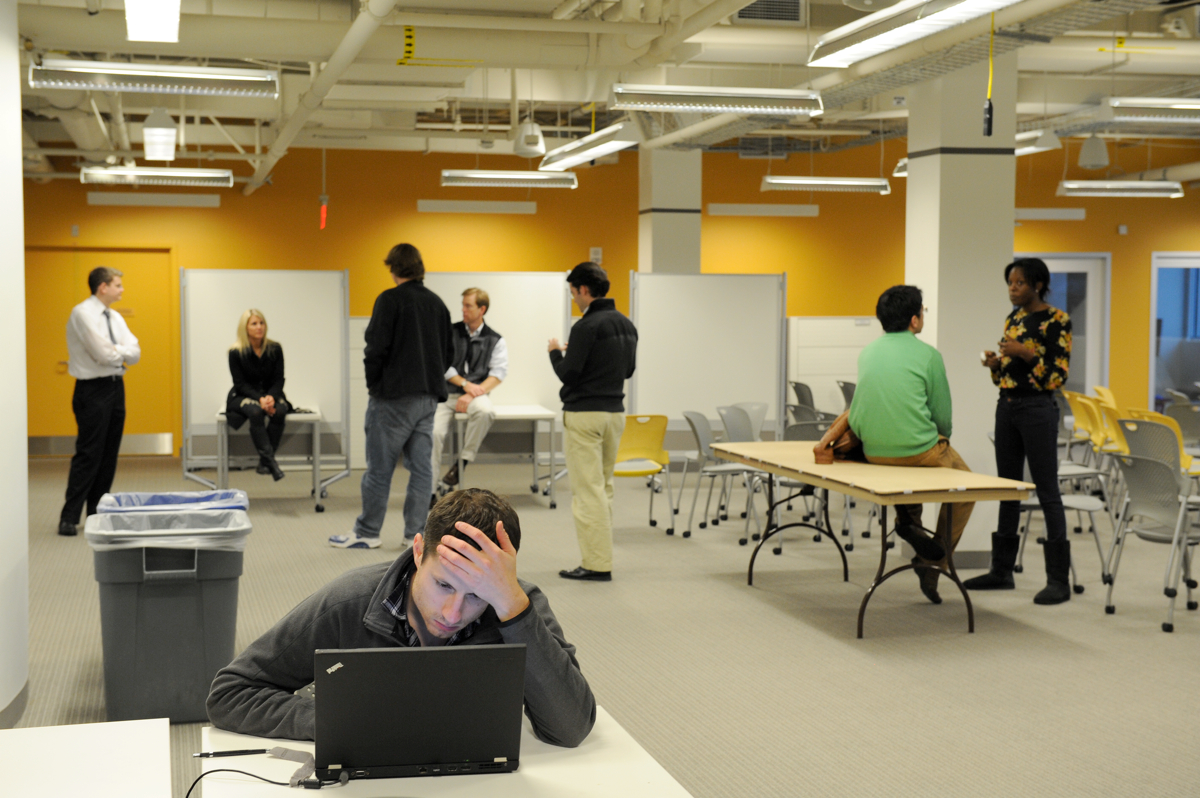 Harvard innovation lab opens harvard magazine for Innovation lab