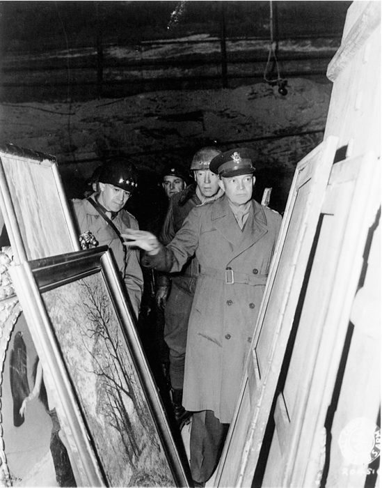 The Monuments Men: Rescuing art from the Nazis | Harvard