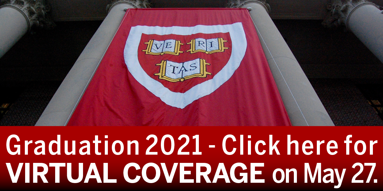 Click to watch Harvard Commencement 2019 Live