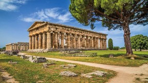 "Archaic Paestum—the ""beginning"" of beauty"