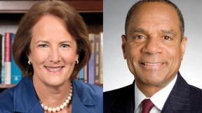 Karen Gordon Mills and Kenneth I. Chenault