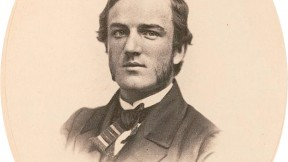 James M. Freeman wrote in his diary about having his picture taken in 1859