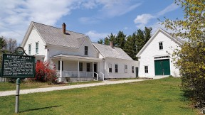 The Robert Frost Farm
