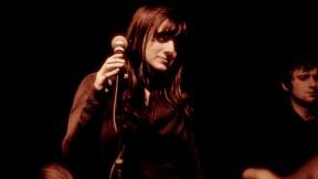 Suzie Brown onstage