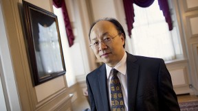 Jones professor of statistics Xiao-Li Meng, Ph.D. '90 has been appointed dean of the Graduate School of Arts and Sciences