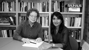 Ellen Faran and Gita Manaktala