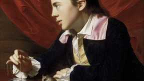 John Singleton Copley's <i>A Boy with a Flying Squirrel,</i> 1765