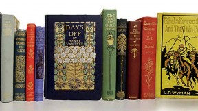 Photograph courtesy of the Boston International Book Fair