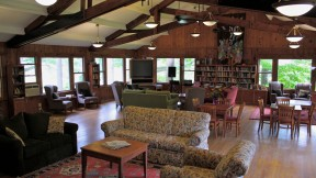 The Isabella Freedman Jewish Retreat Center