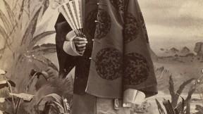 America's (and Harvard's) first Chinese-language teacher, Ge Kunhua, circa 1880