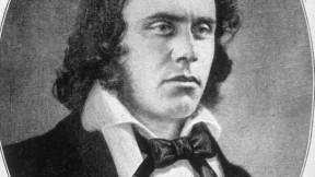 Portrait of Richard Henry Dana Jr. in 1842