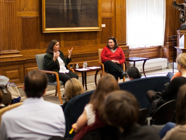Susanne Daniels and Amy Lippman discuss their careers in television.