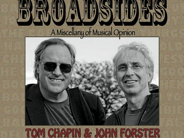 The Broadsides CD