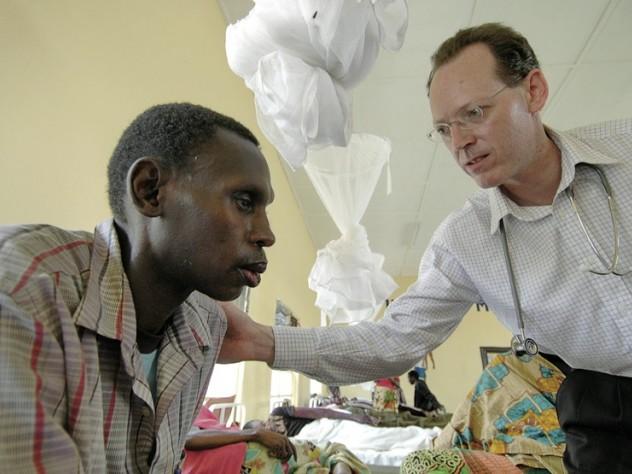 Paul Farmer at work