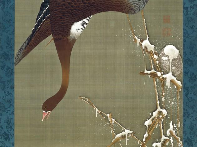 <i>Wild Goose and Reeds</i> (c. 1765-1766)