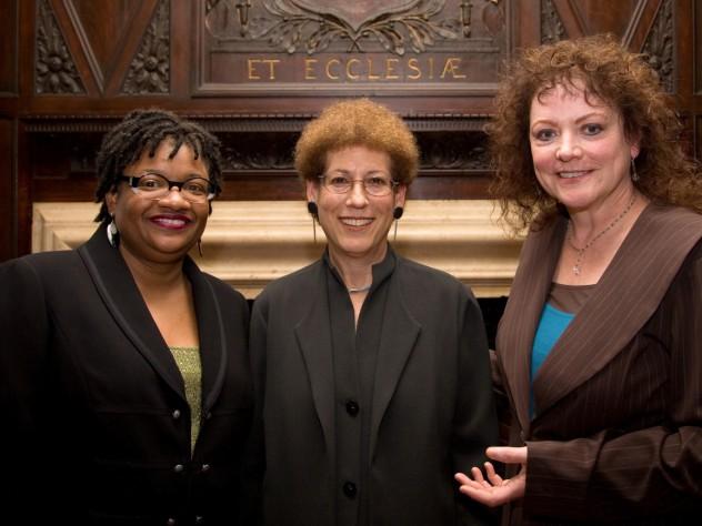 Beverly McIver, Lizabeth Cohen, Jeanne Jordan