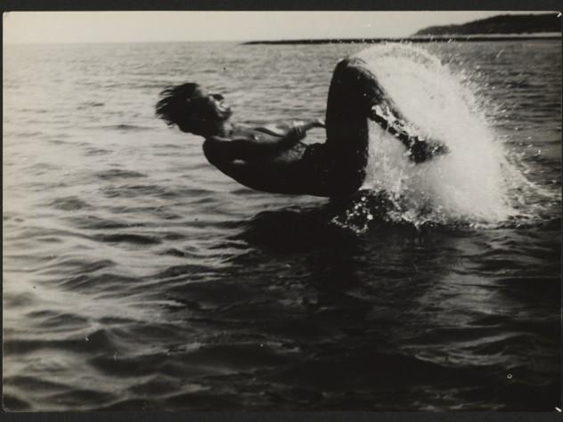<i>Untitled</i> (Lux Feininger, Deep an der Rega), 1932