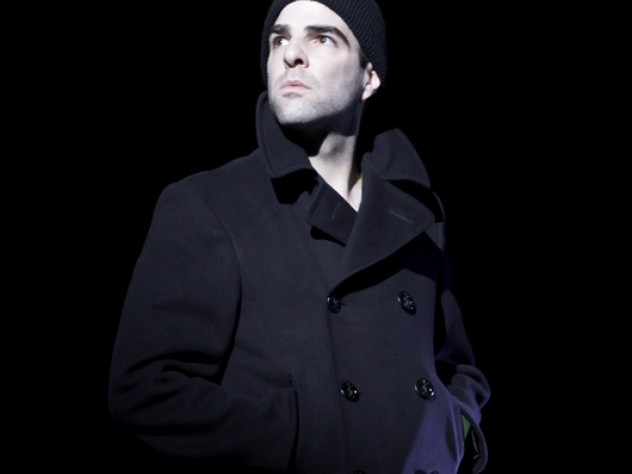 Zachary Quinto as Tom Wingfield