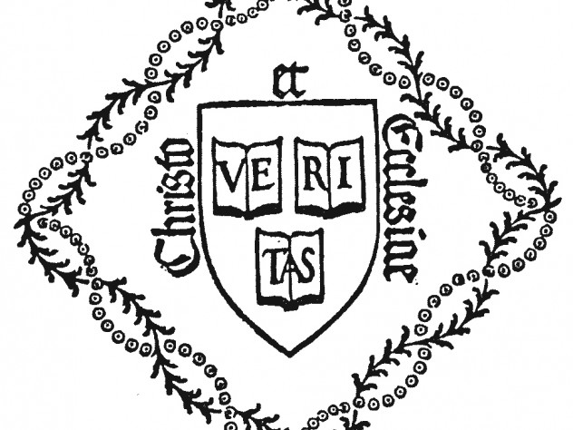 Harvard University Press printer's mark | Harvard Magazine