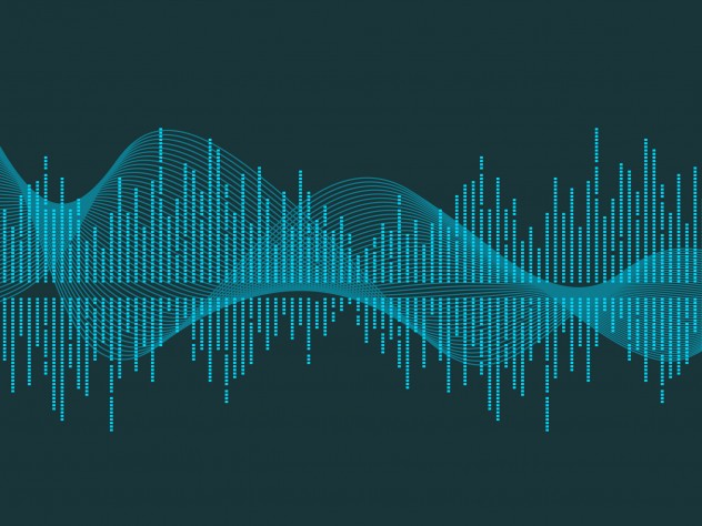 Sound waves are produced by the vibrations of physical objects.