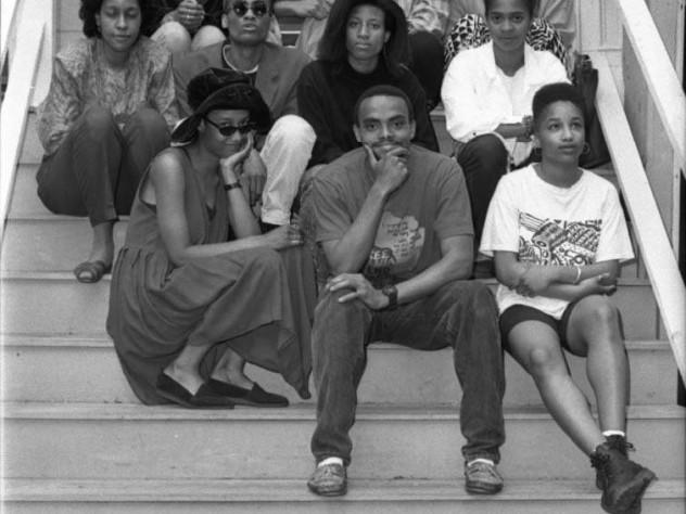 A group shot at 31 Inman Street
