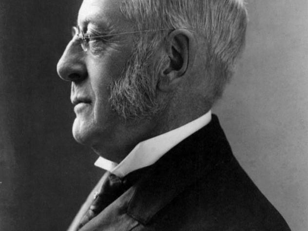 Harvard president Charles William Eliot