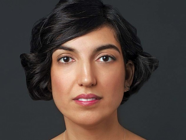 Portrait of Elif Batuman