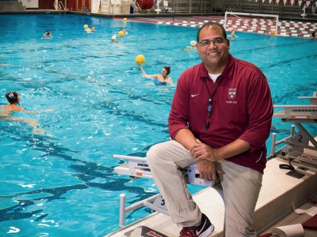Profile Of Harvard Water Polo Coach Ted Minnis Harvard Magazine