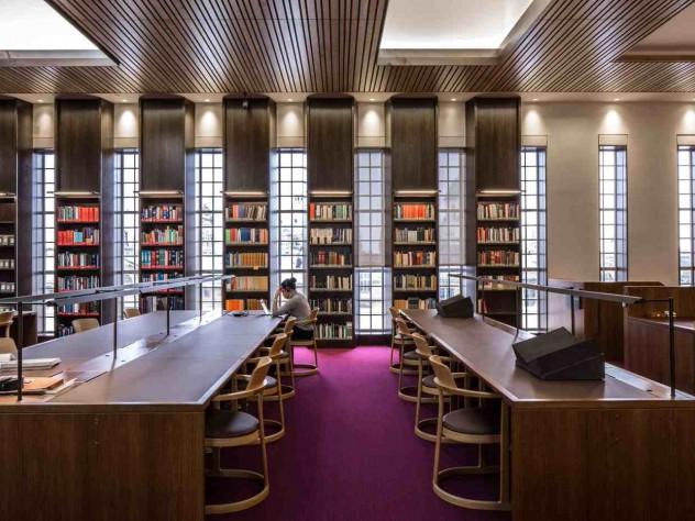 The David Reading Room