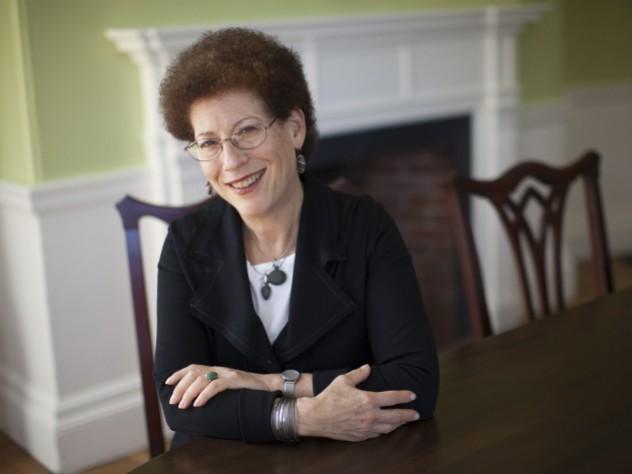 photograph of Lizabeth Cohen