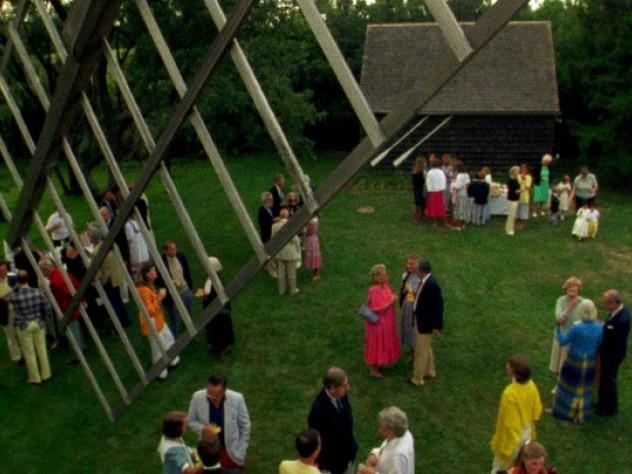 Windmill Party c. 1988, Hamptons