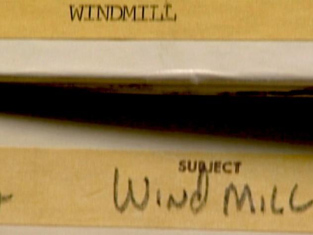 Original 16mm film boxes