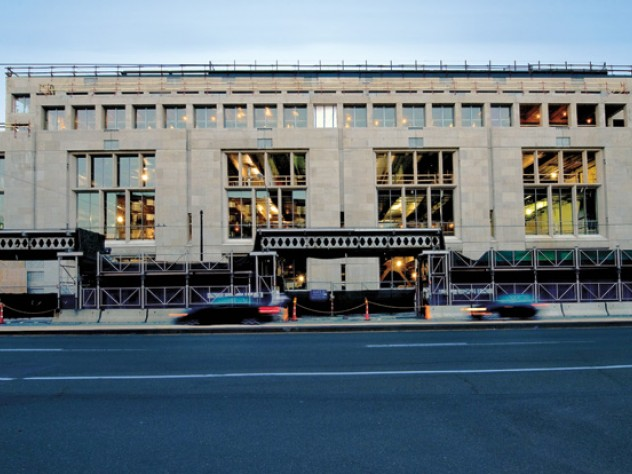 Harvard Law School's Northwest Corner building for academic and student  activities should open in late 2011.