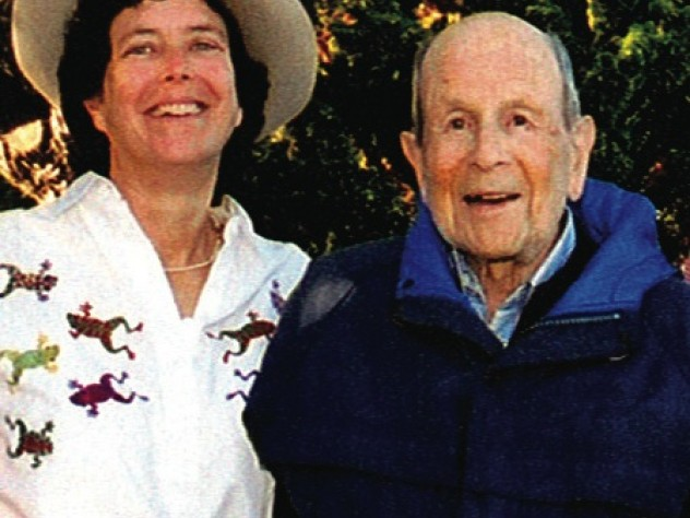 Wayburn carries on the spirit of her late father, the conservationist Edgar Wayburn.