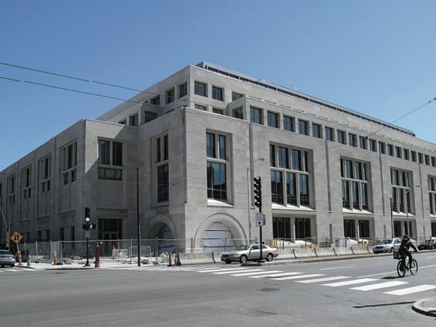 """The Law School's """"Northwest Corner"""""""