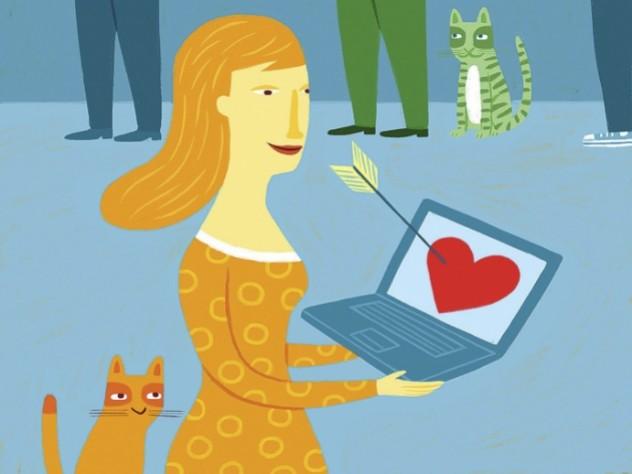 Dating Magazine online