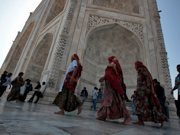 A conservation plan for the Taj Mahal, produced by a group led by Rahul Mehrotra, aims to enrich tourists' experience so they learn about many aspects of the monument and its history.