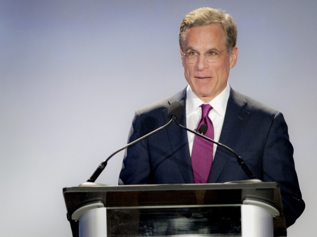 The campaign's faculty chair, Robert Steven Kaplan, Marshall professor of management practice in business administration