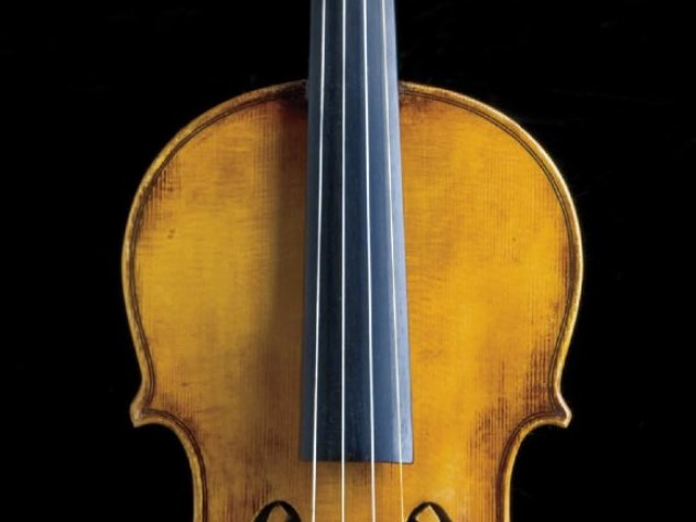 Musicians typically wait more than a year for a Childs violin. They sell for about $18,000.