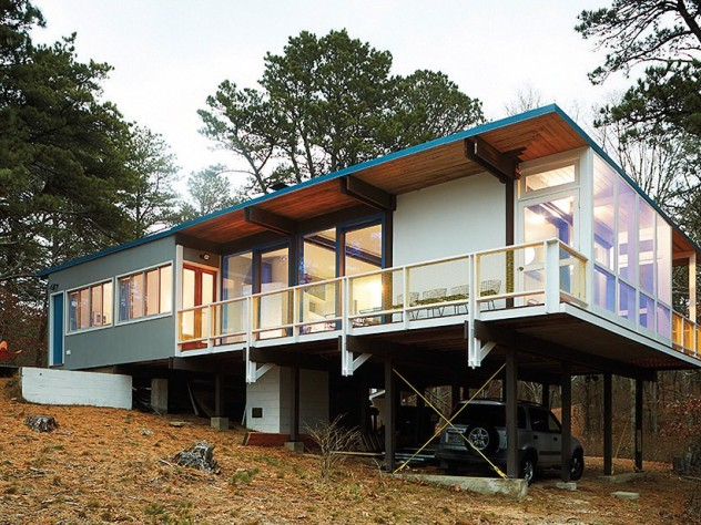 The Weidlinger House (1953) on outer Cape Cod is now open for renters and scheduled public tours.