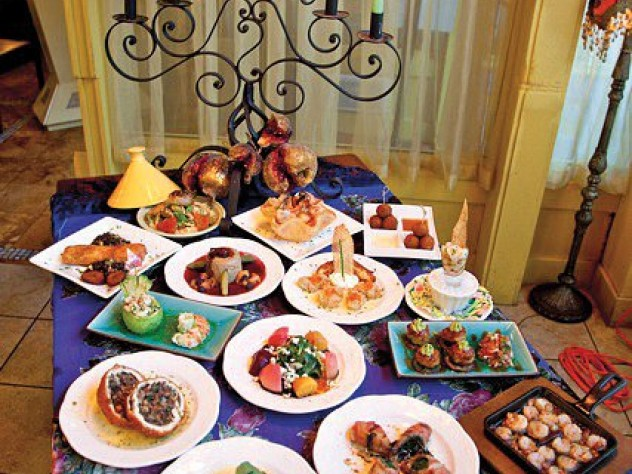 Cuchi Cuchi's small plates