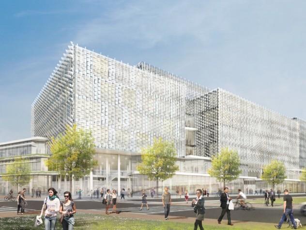 Harvard s science and engineering complex in allston wins - Behnisch architekten boston ...