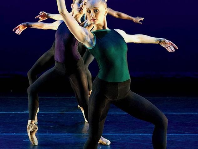 """Still from ballet """"Harmonic"""""""