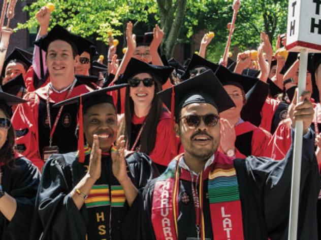 Harvard Commencement 2019 | Harvard Magazine