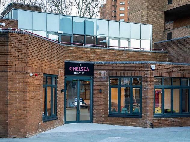 The Chelsea Theatre building
