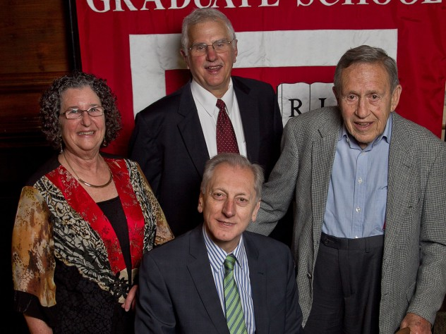 Harvard Graduate School of Arts and Sciences Honors 2014